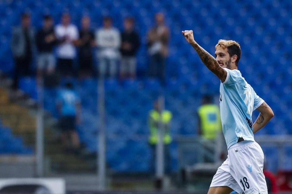 Luis Alberto has been one of Lazio's best players