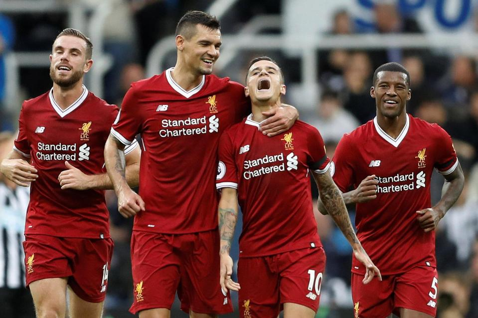 Barcelona are still keen on buying Philippe Coutinho from Liverpool