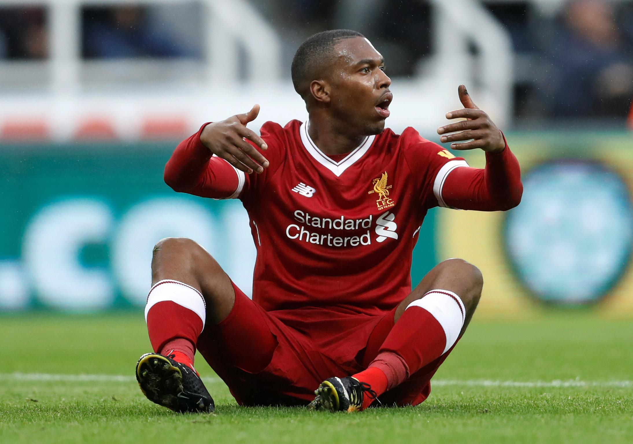 Sturridge is a shadow of the player he was during the 2013/14 season