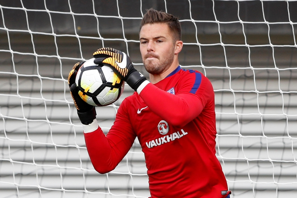 Butland has to be England's first choice in Russia