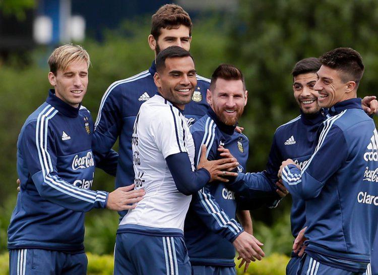 No pressure lads