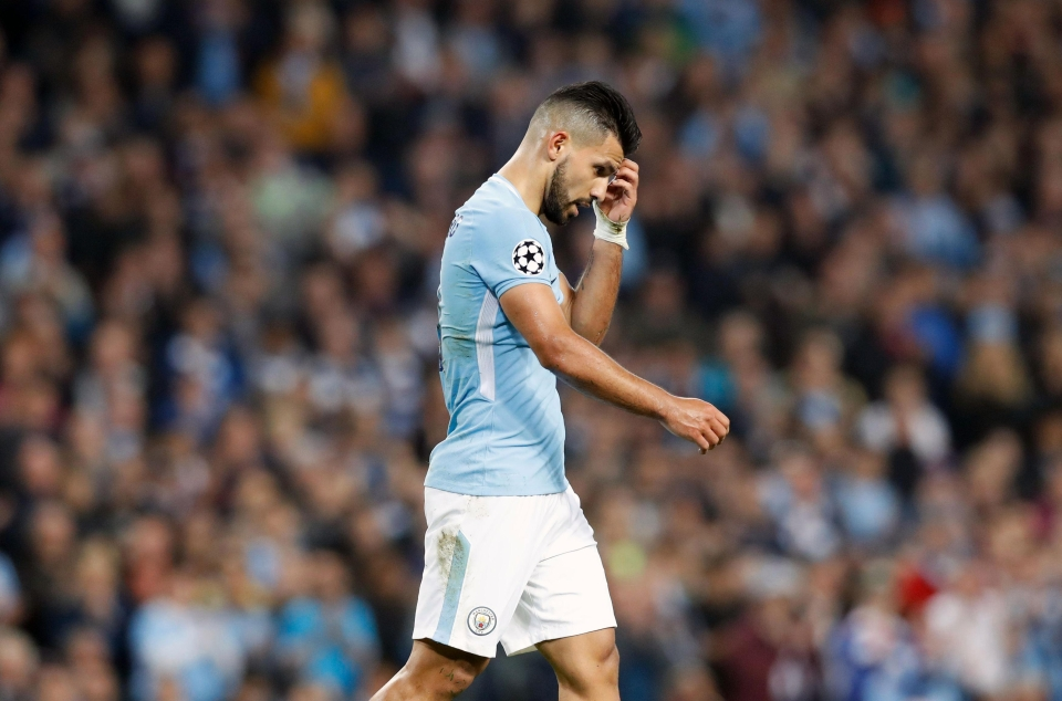 Sergio Aguero could now be set to leave Man City, with AC Milan interested