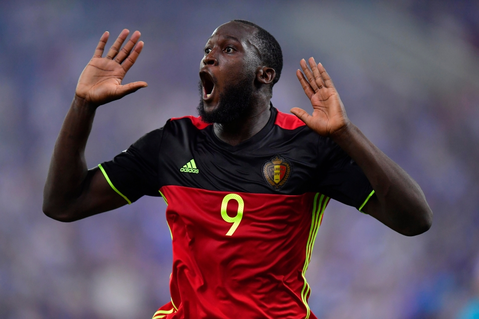 Lukaku has been an important part of United's table-topping season so far