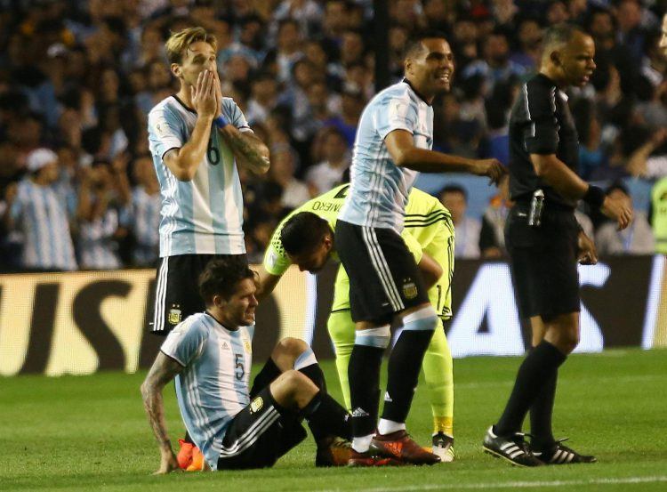 Gago's team-mates clearly knew how serious the injury was