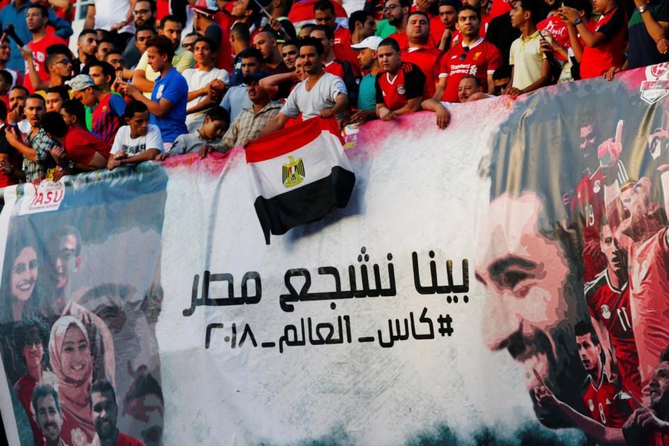 Their Egyptian King