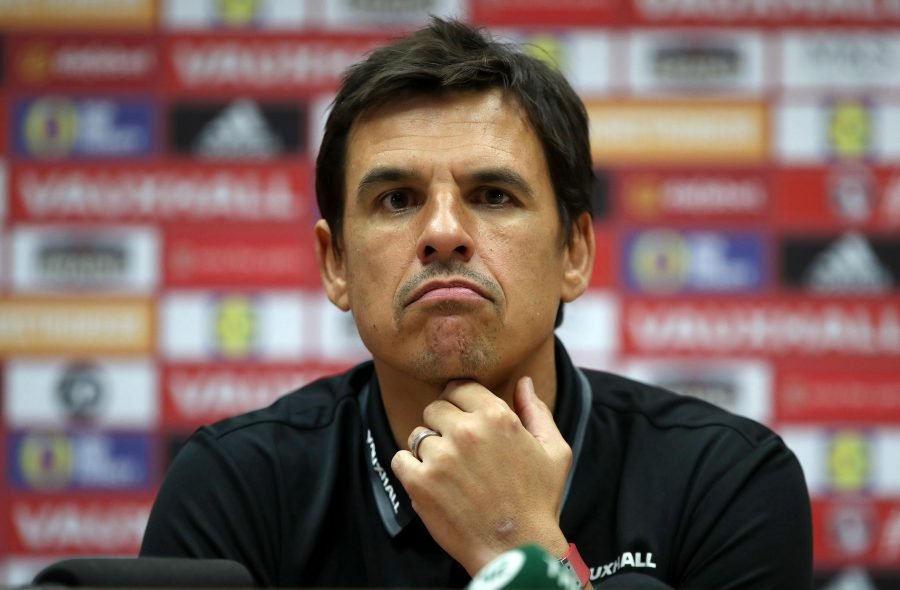 Chris Coleman – seemingly has no time for two of the greatest players to have ever lived