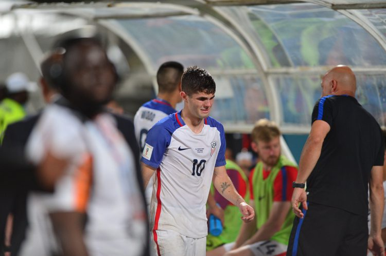 Christian Pulisic and co. will not be going to Russia