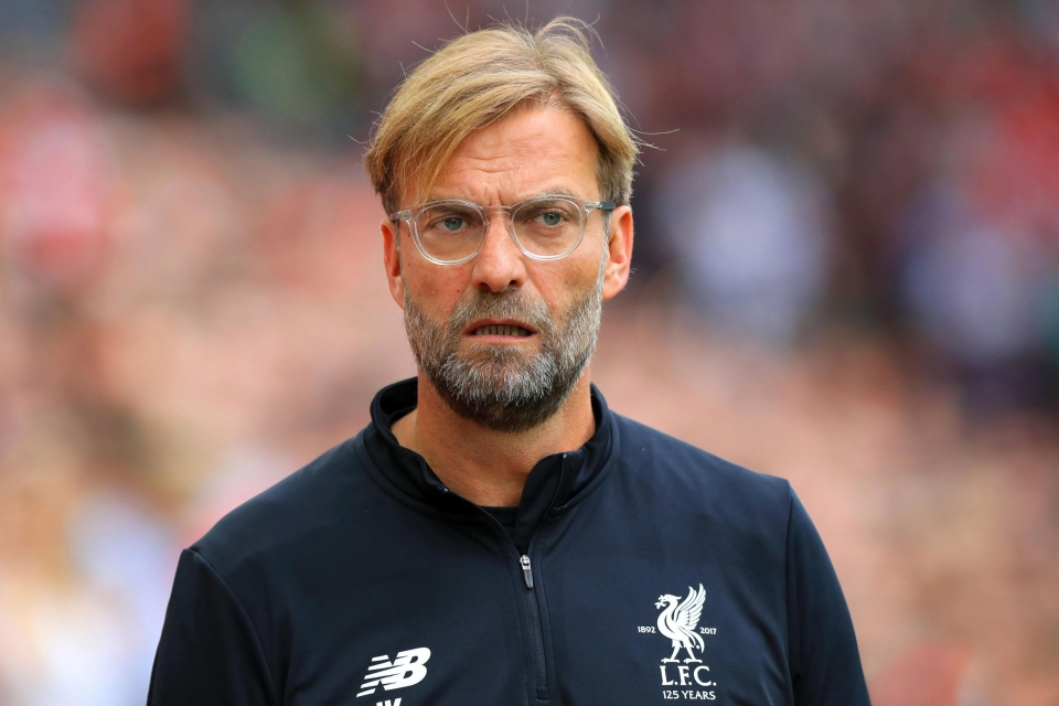 Jurgen Klopp has been at the helm for two years