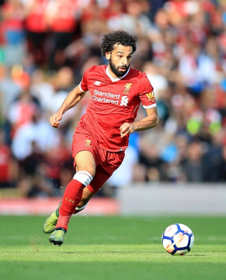 Liverpool will be pleased with themselves for signing an extra speedy forward in Mohamed Salah