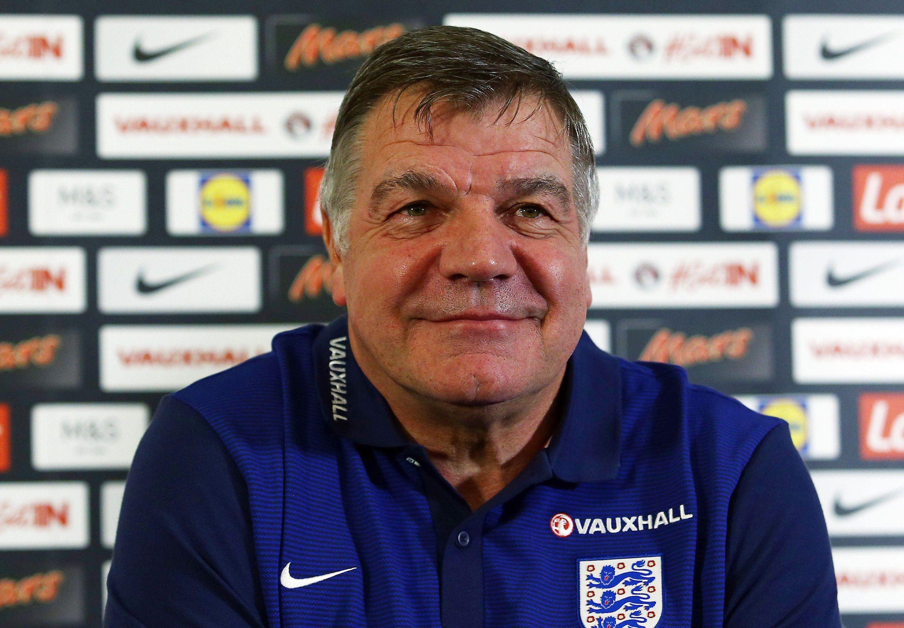 Sam Allardyces only time in international management was an ill-fated spell as England boss