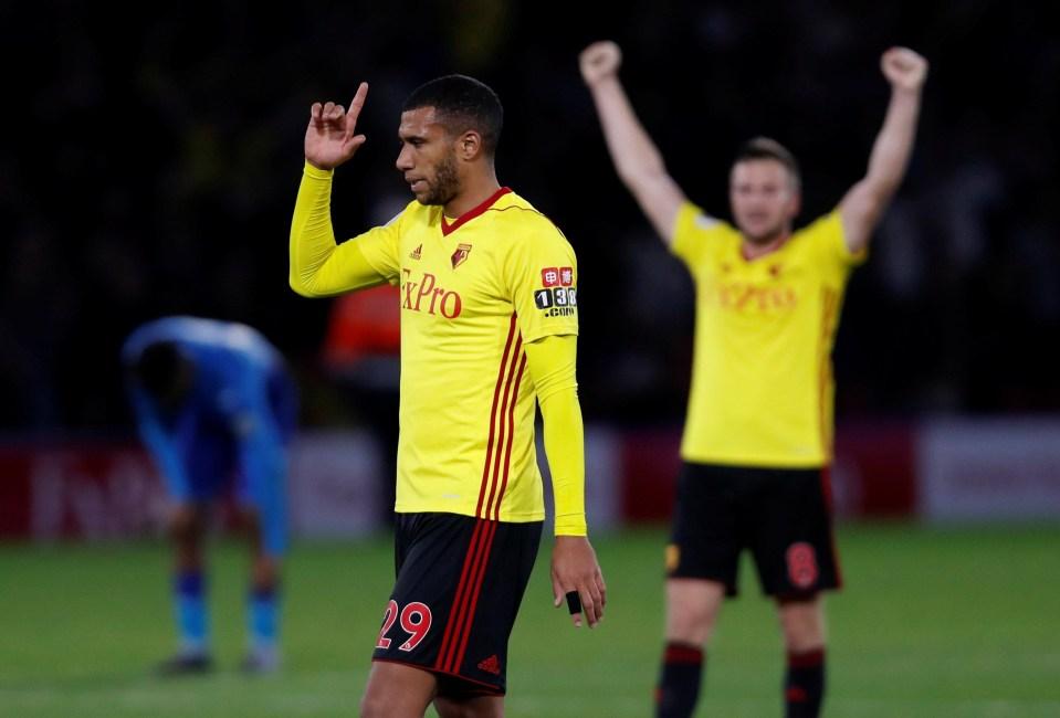 Seven league goals last season – not too shabby