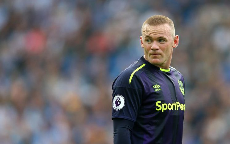 Rooney has been Everton's only saving grace this season