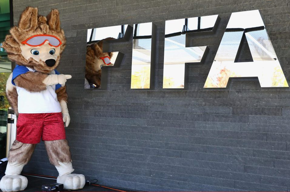 The World Cup mascot, Zabivaka, is absolutely buzzing about the competition