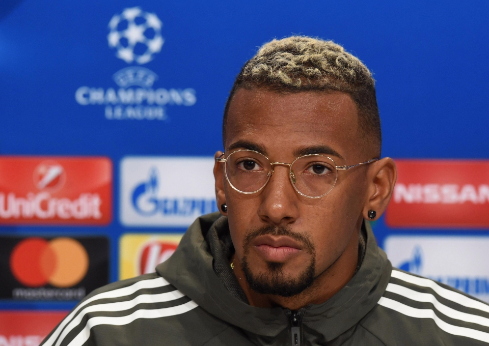Jerome Boateng has been ordered to pay estate agent £286,000 in Munich