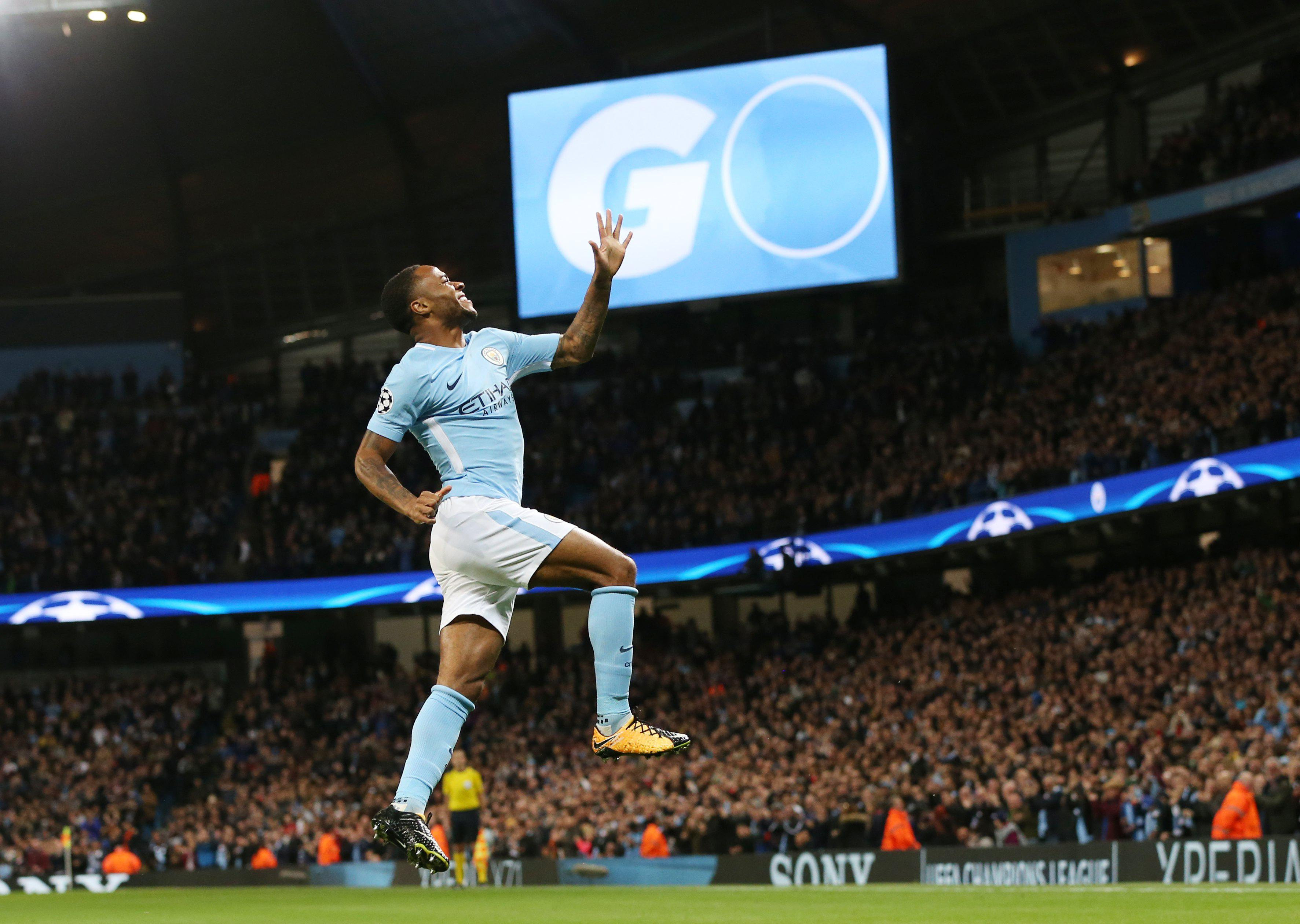 Happy days again at the Etihad