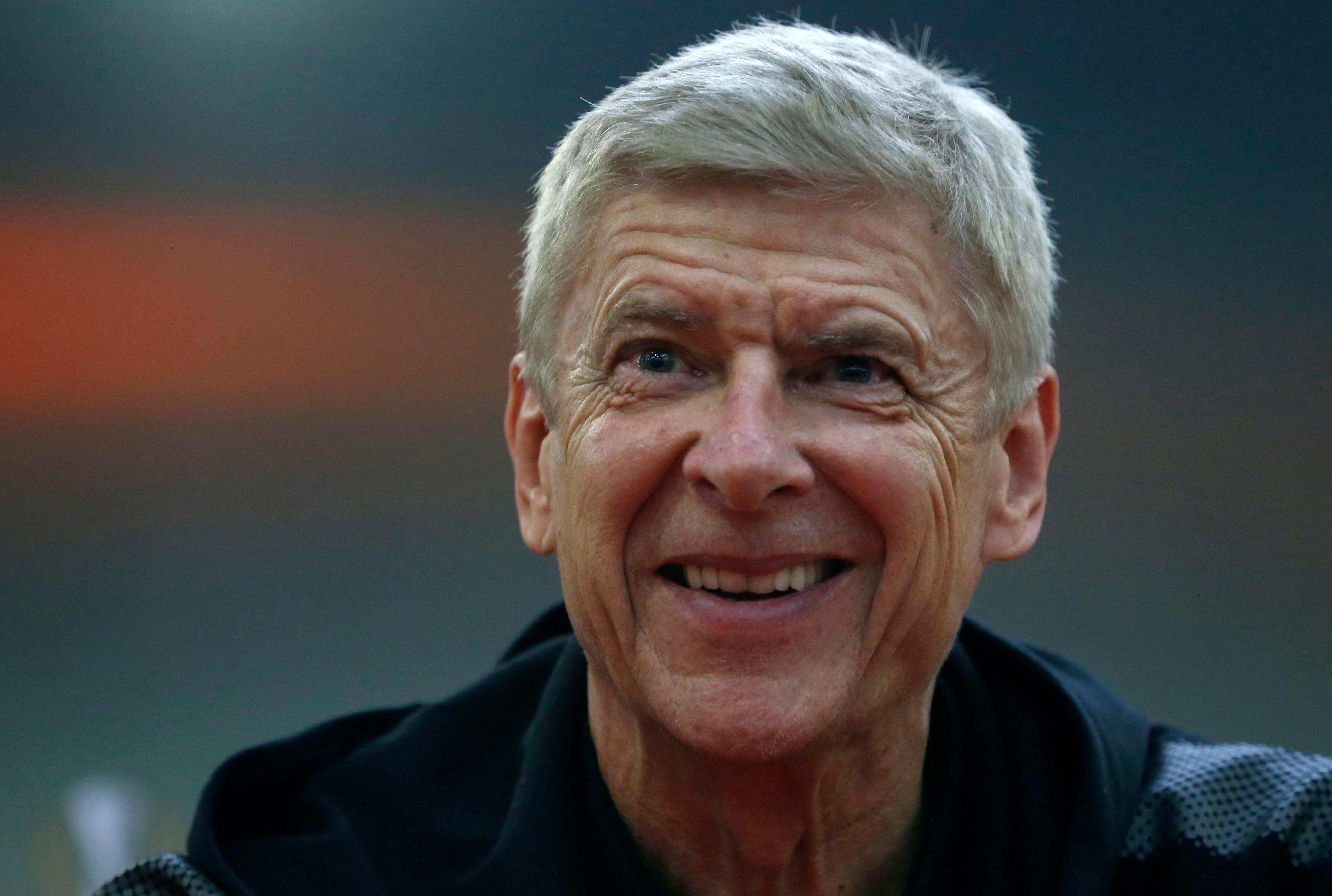 Arsene Wenger would love to add the 28-year-old to his ranks at Arsenal