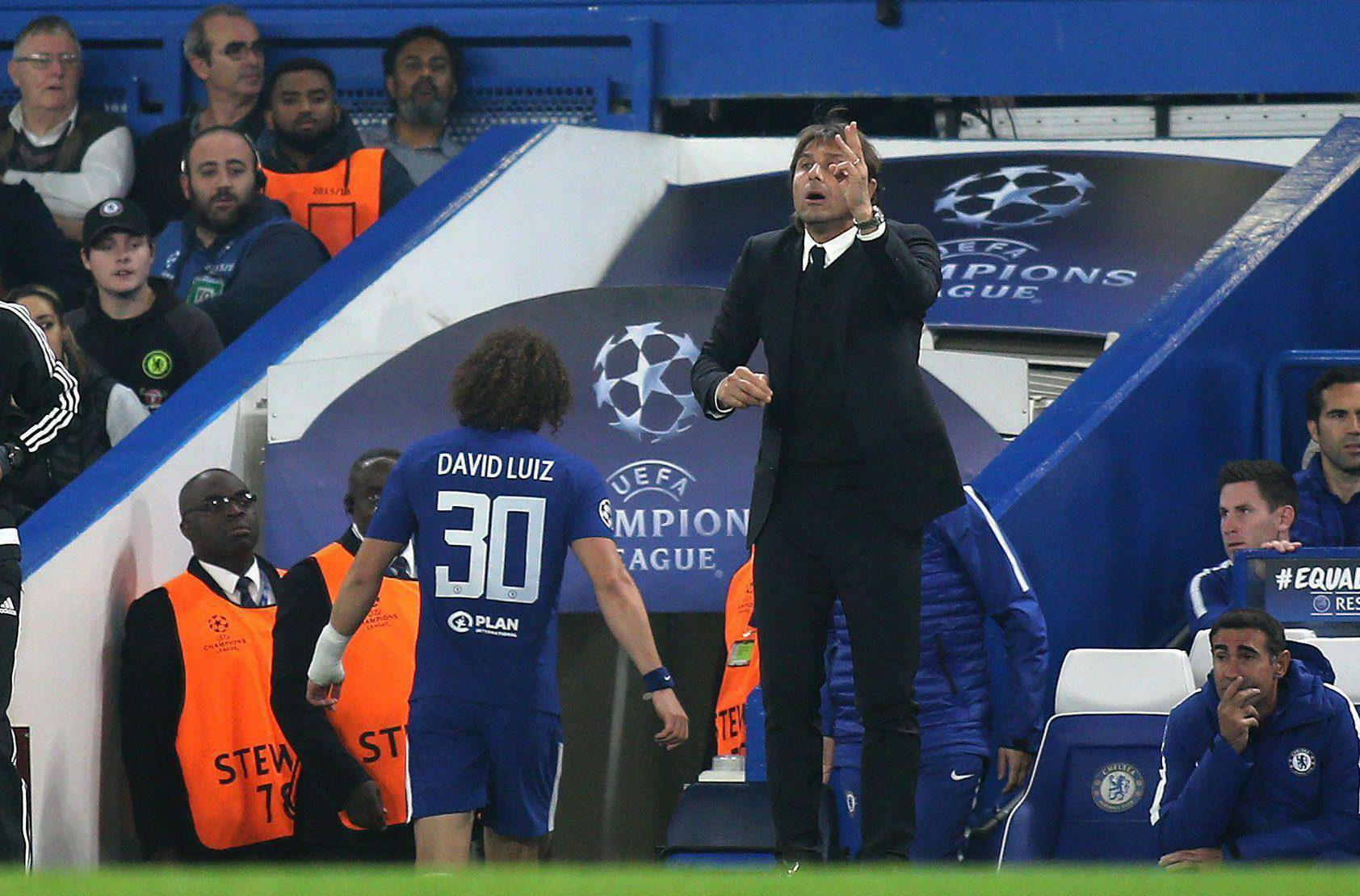 David Luiz became the latest player to suffer a muscle injury at Chelsea