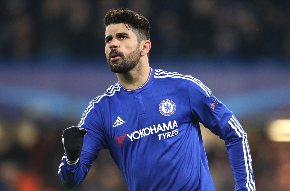 Costa will officially join Atleti January