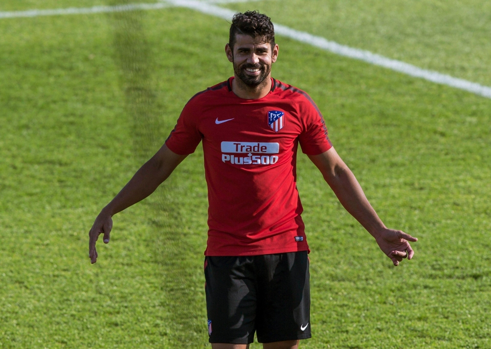 Costa finally secured his move back to Atletico after months of turmoil