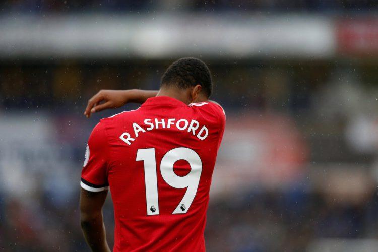 Marcus Rashford falls just short of Premier League record ...