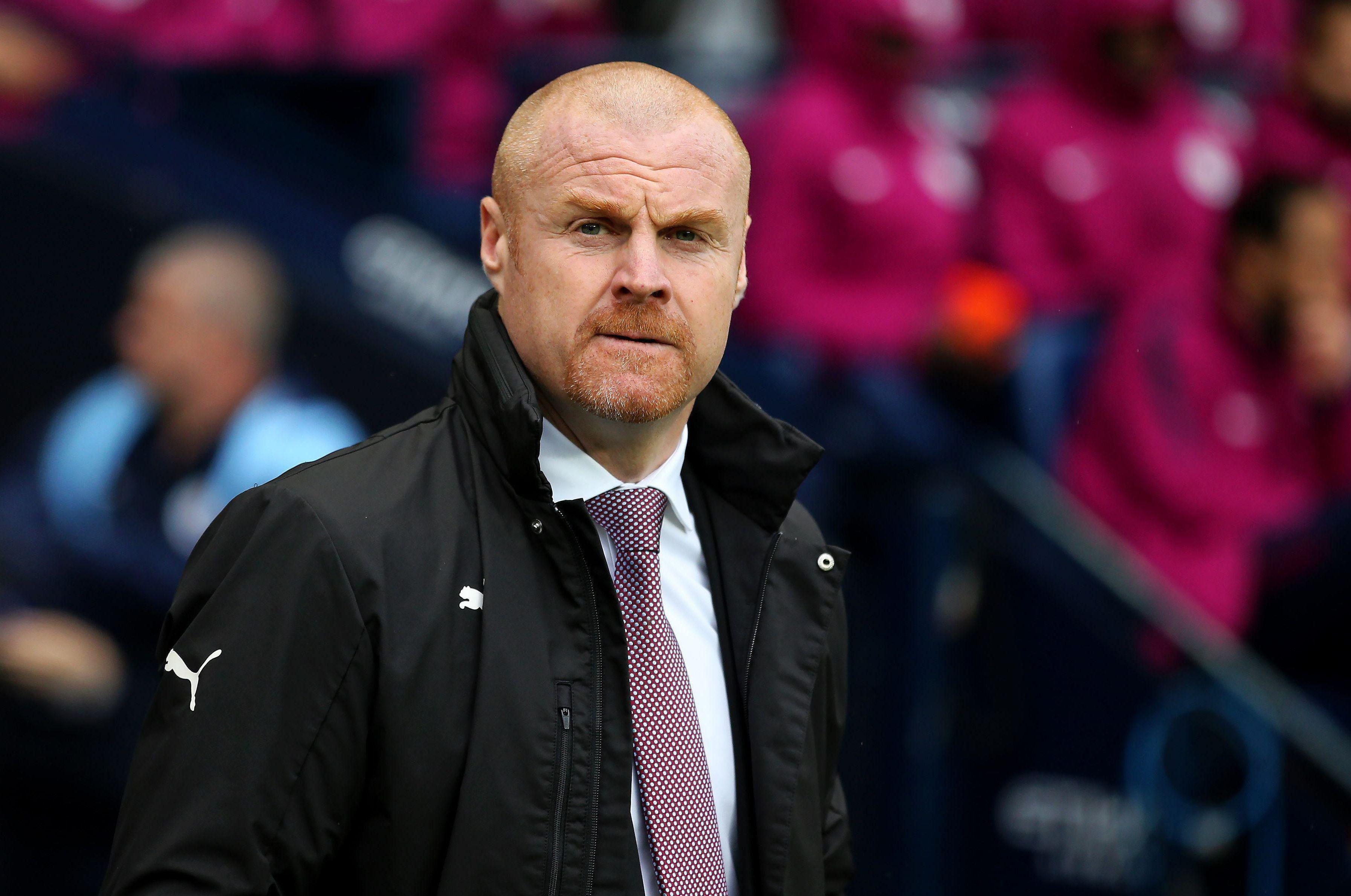 Sean Dyche has done a stellar job at Burnley