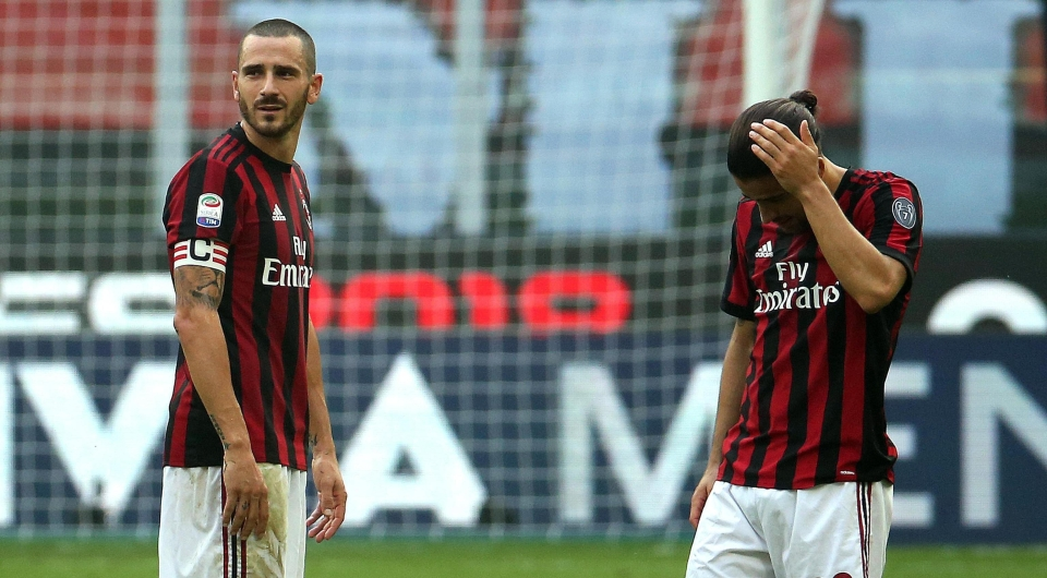 Bonucci and Rodriguez are just two of Milan's big-money summer signings