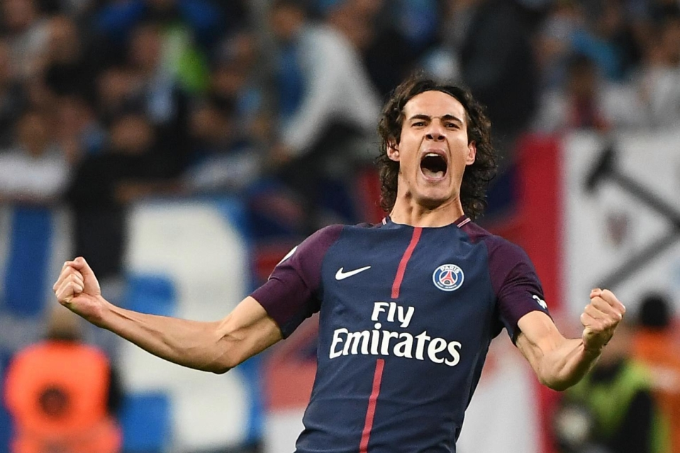 Cavani has been in electric form this season