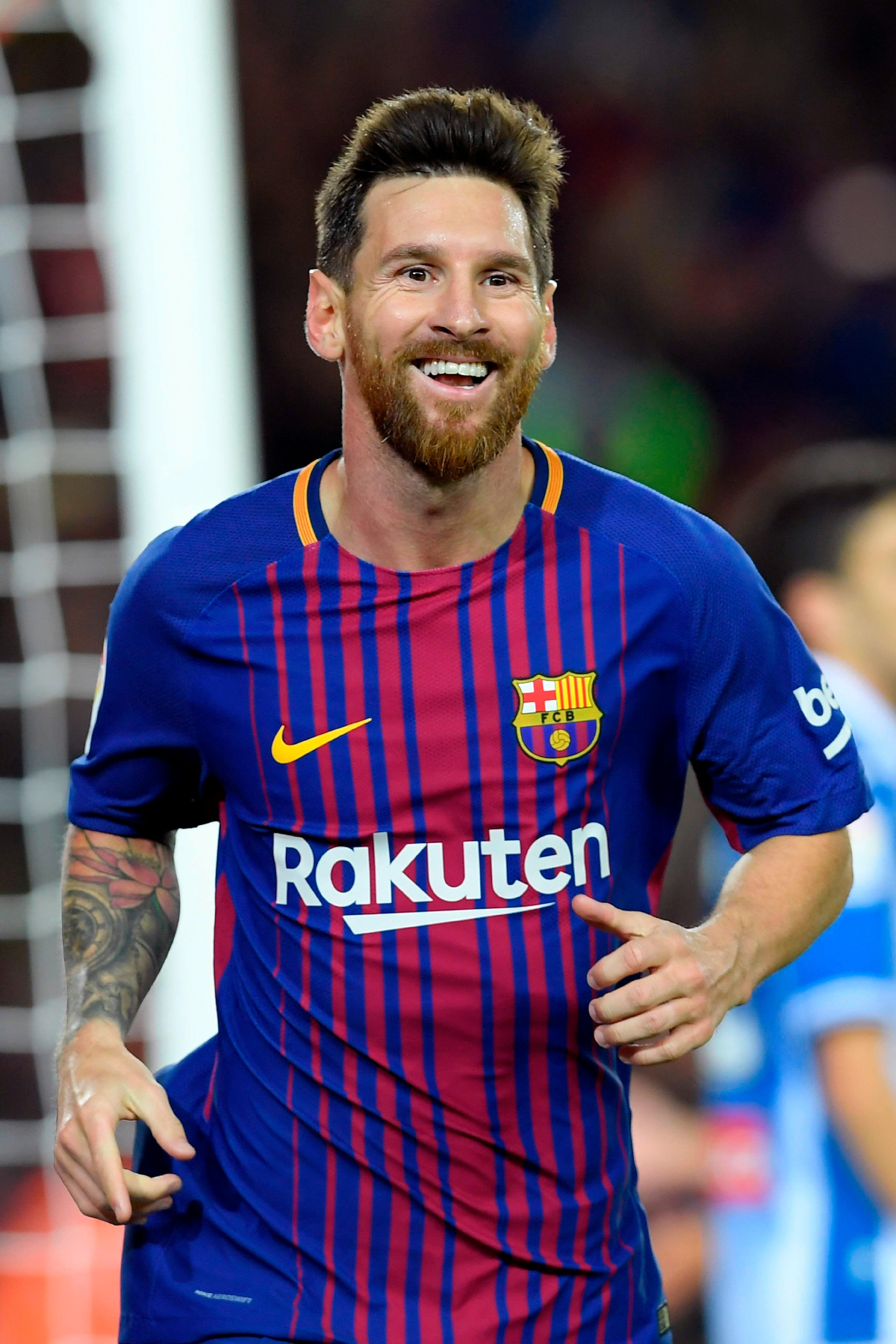 Lionel Messi and Ronald regularly reach and exceed the magic 50 mark
