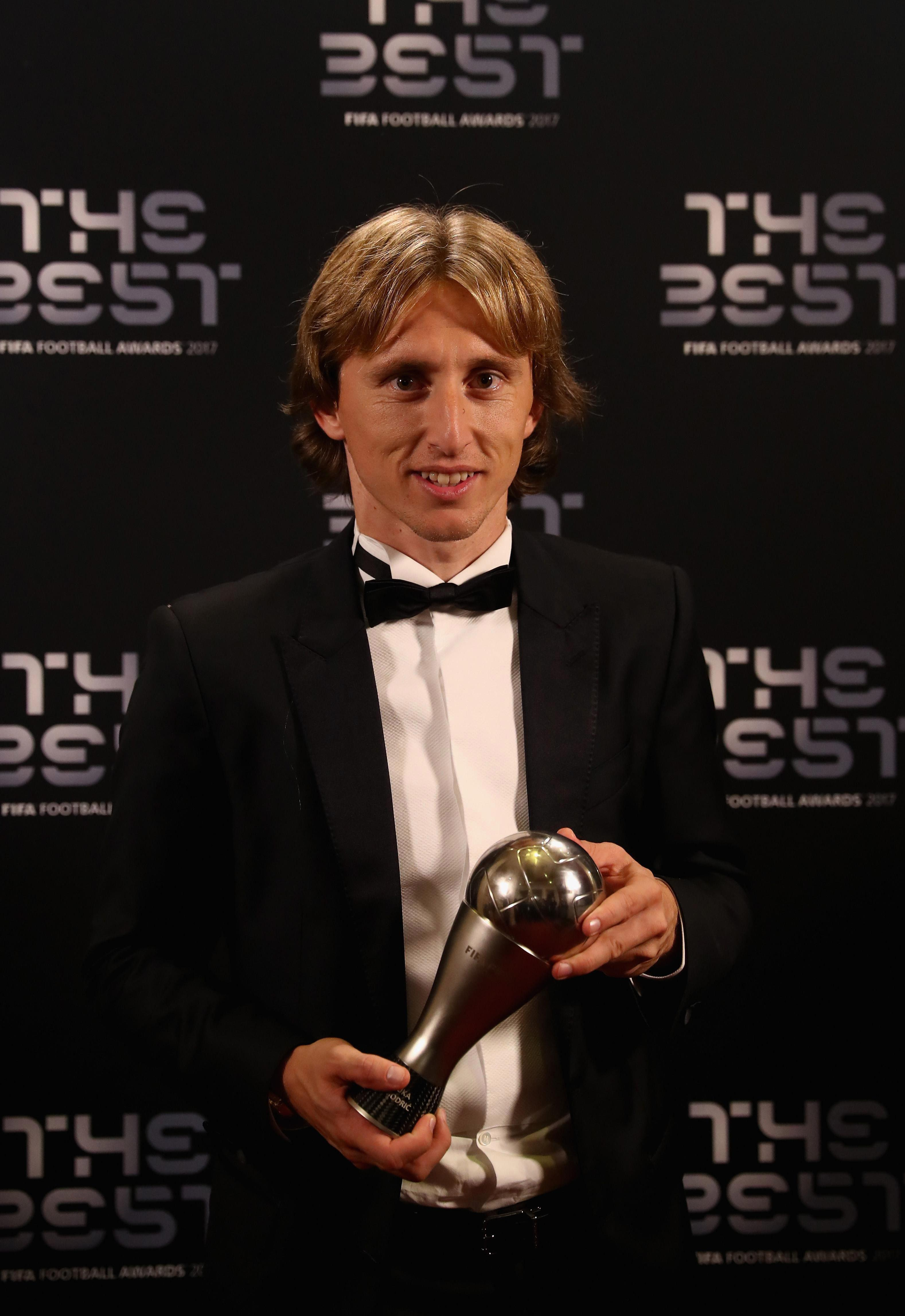 Modric may have to make a considerable payment to the government