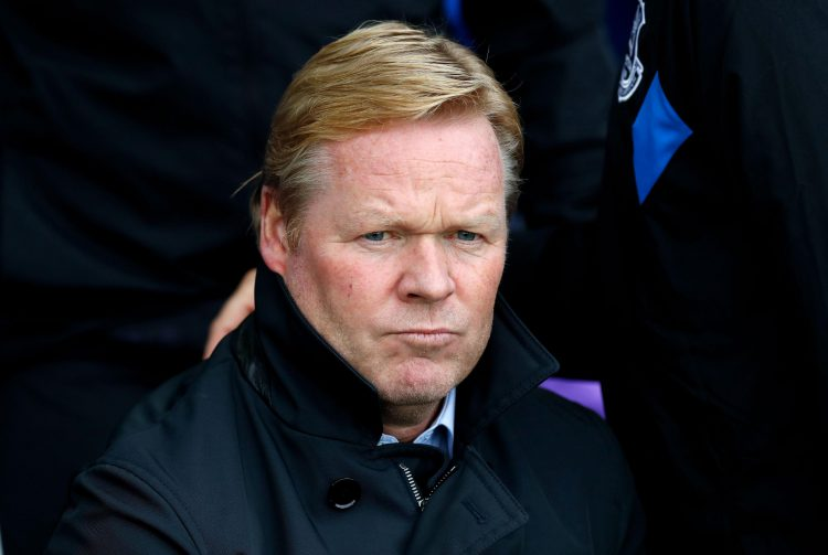 Koeman was the second Dutch manager to be sacked in the Premier League this season