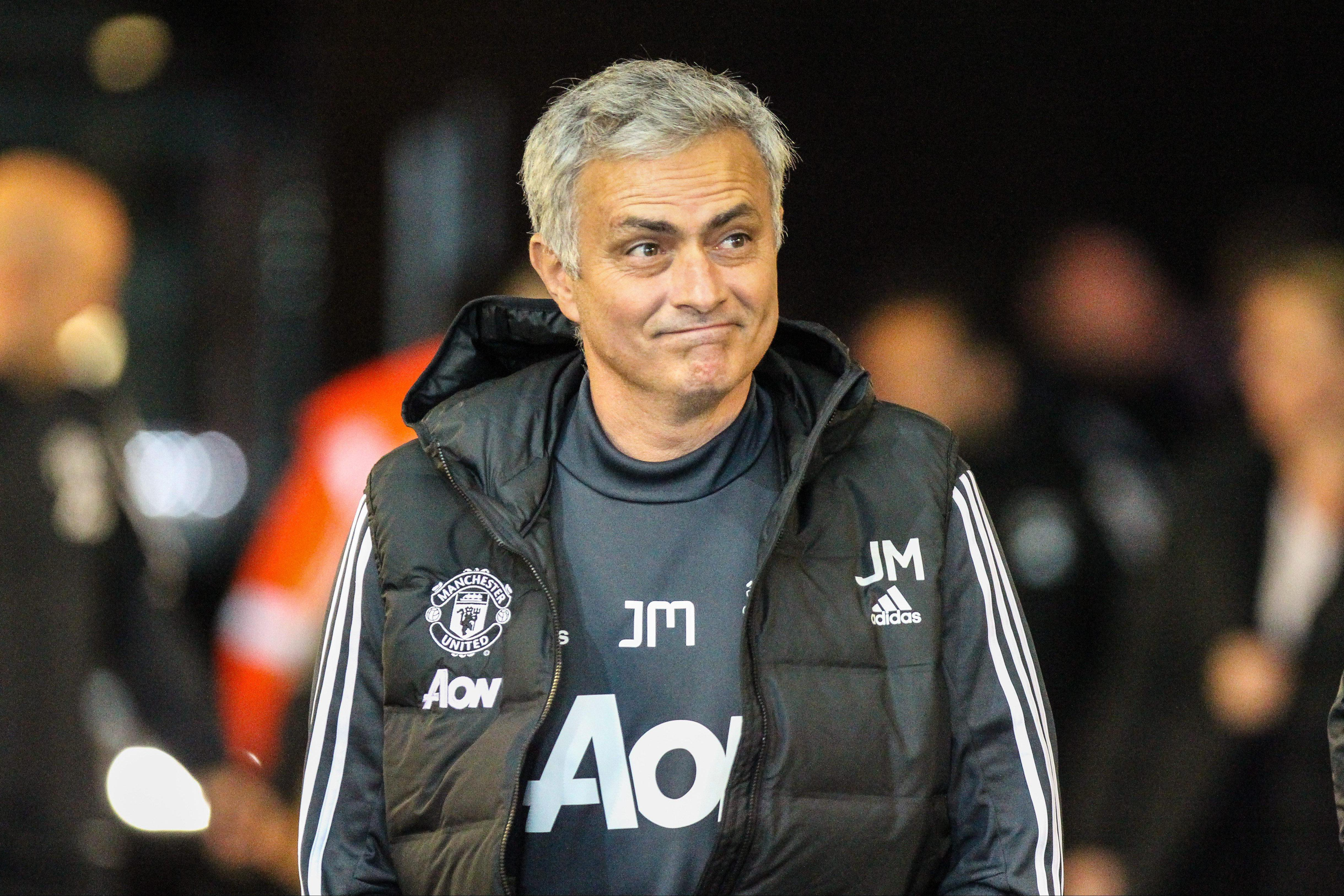 What are you playing at, Jose?