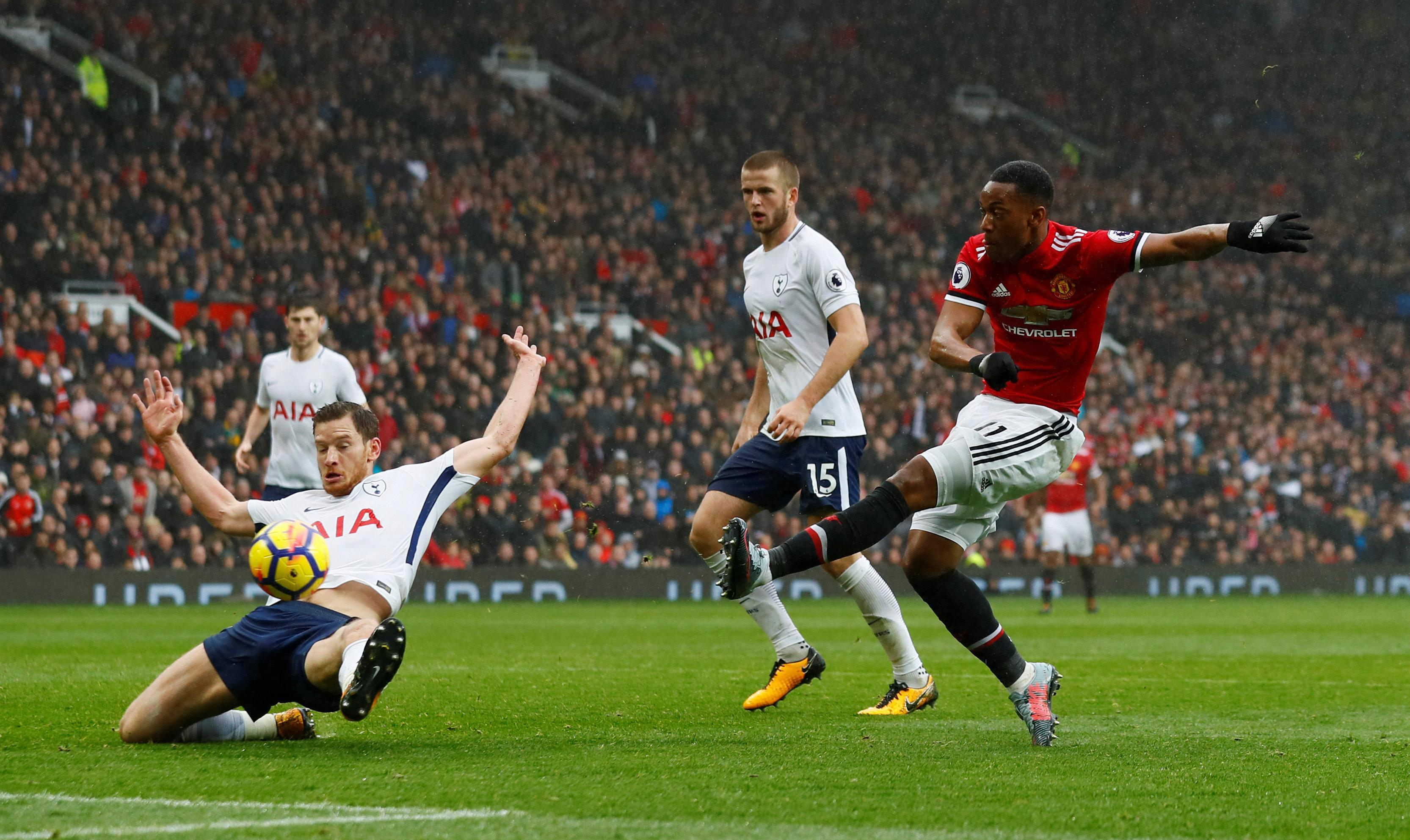 Martial's late winner last weekend sent Old Trafford into meltdown