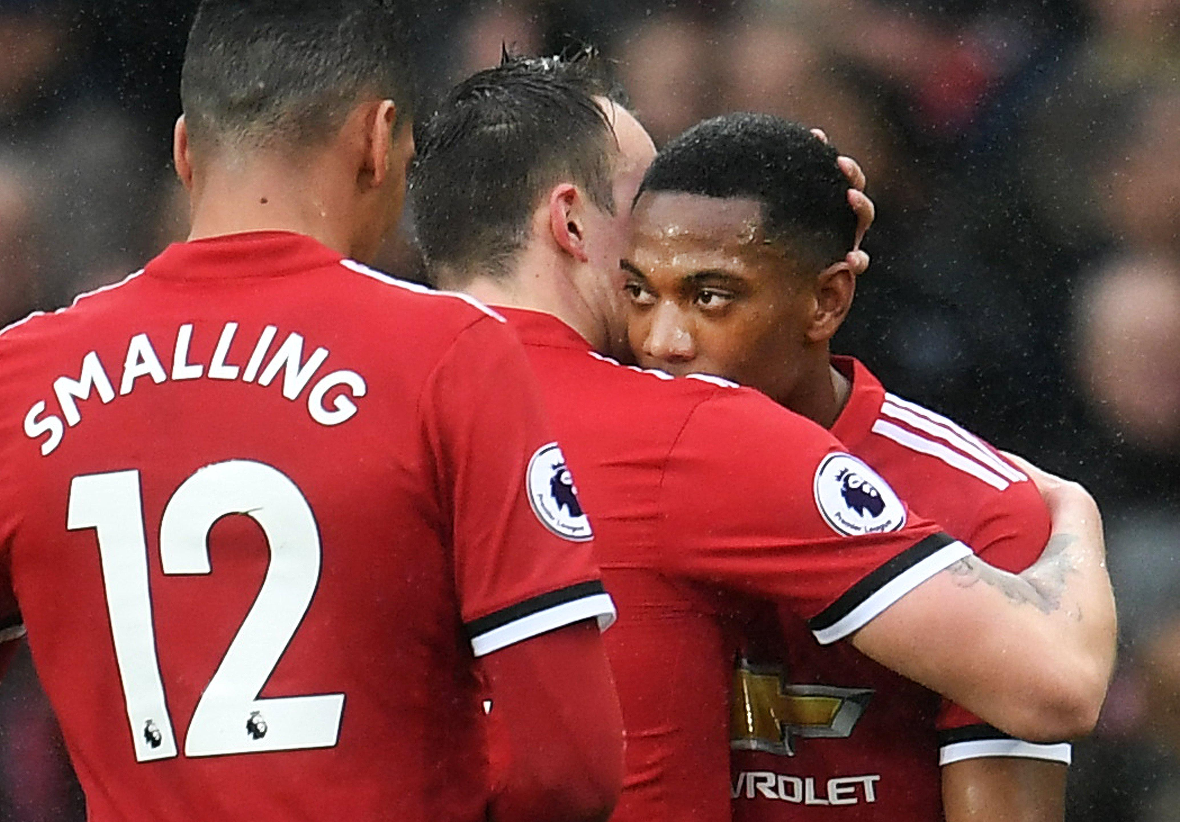Martial has been one of United's most potent goalscorers this season
