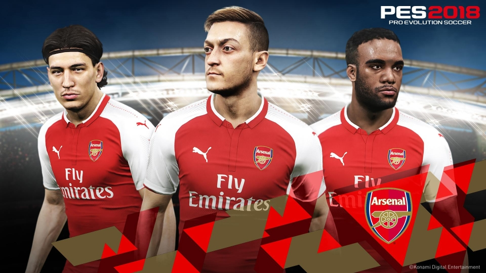 Arsenal player faces will get more realistic in this year's game