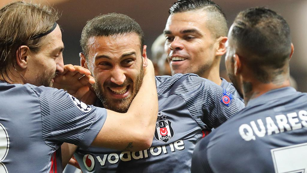Besiktas are building a stellar squad