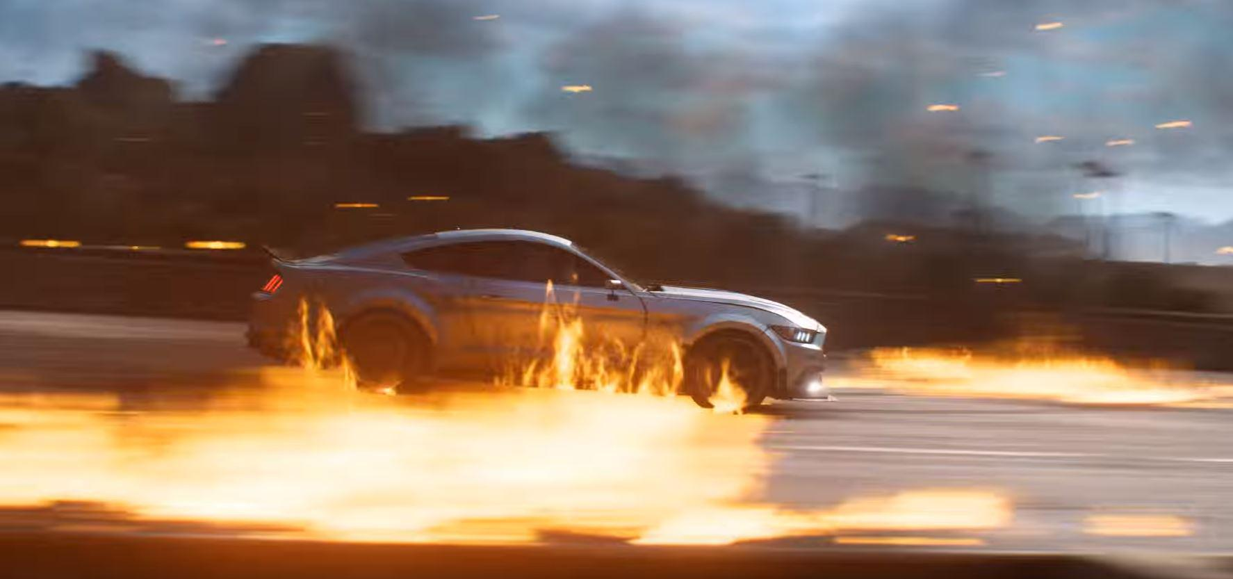 Payback is shaping up to be the a unique take on the racing genre