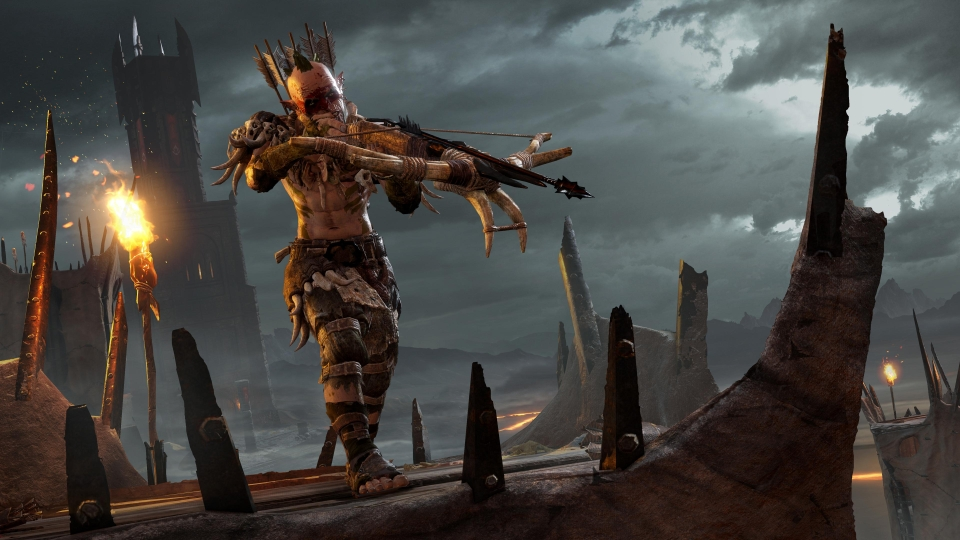 Archers will patrol the high ground and deal devastating damage with their arrows