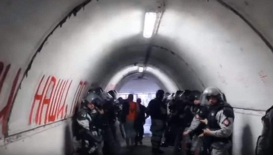 Red Star Belgrade have the most intimidating tunnel in ...