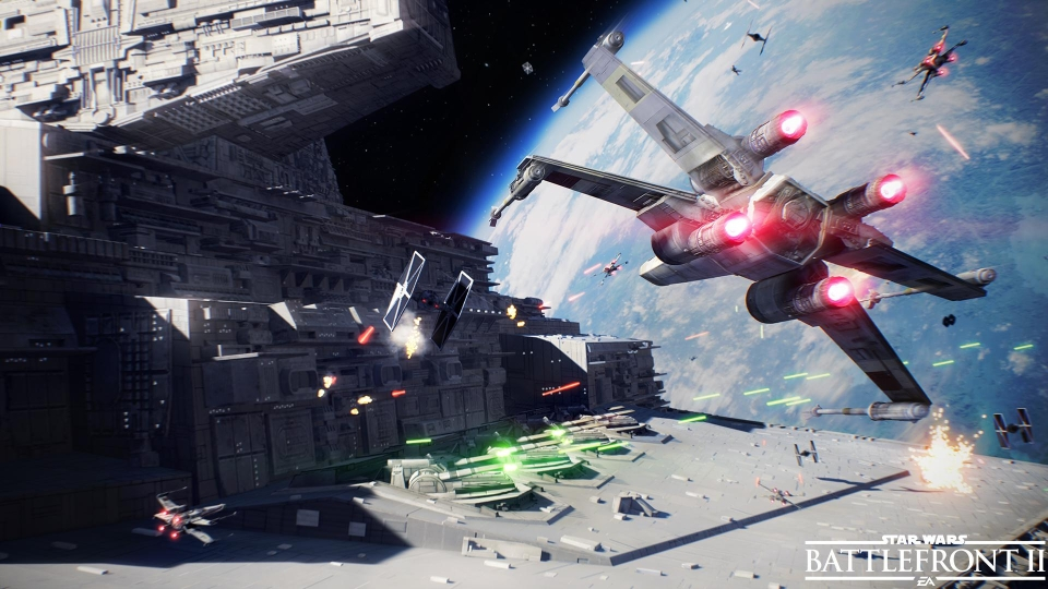 Battlefront is a solid, if unspectacular, game – but was doomed before it hit the shelves