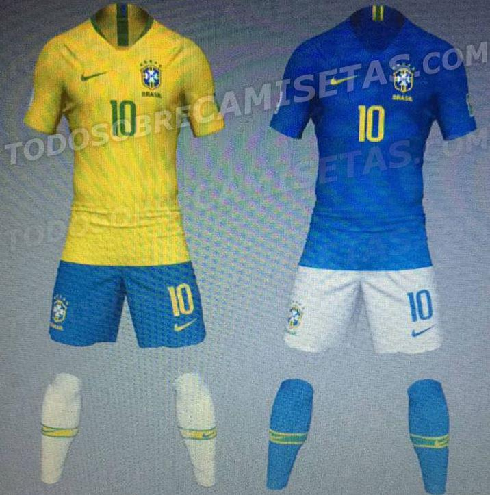 premium selection 3ce7f 478cc A load of Nike 2018 World Cup kits have reportedly been leaked