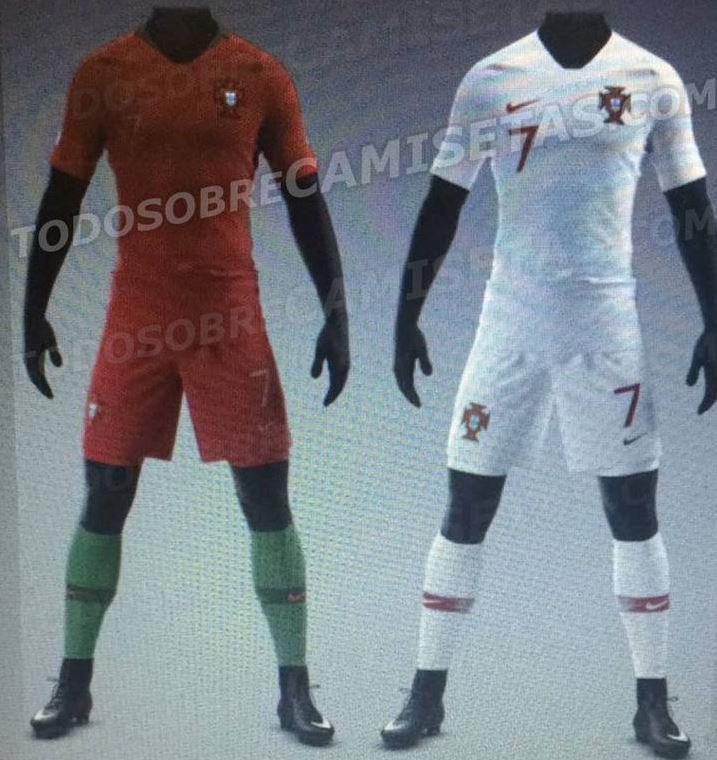 b0417c70e3a A load of Nike 2018 World Cup kits have reportedly been leaked