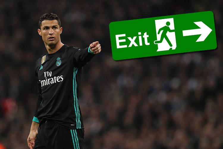 Which way is the exit?