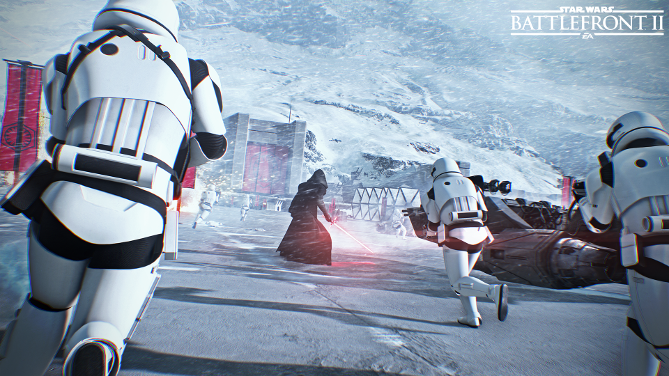 Gamers are refusing to buy EA's Star Wars Battlefront II over lootbox concerns