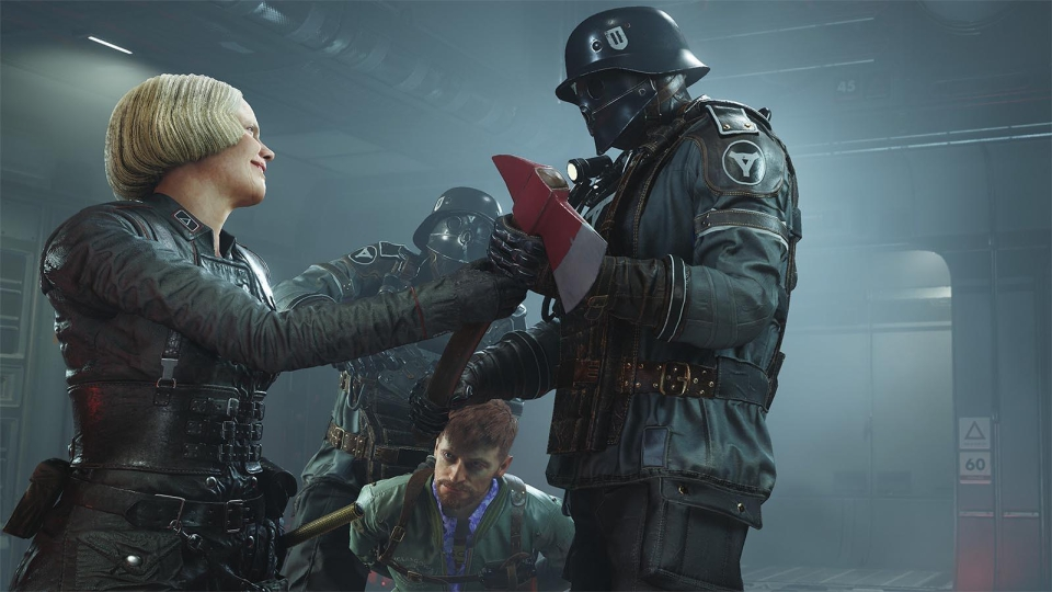 Wolfenstein II is easily the most violent game of the year
