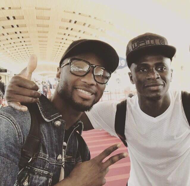 Keita regards Mane as a 'big brother'