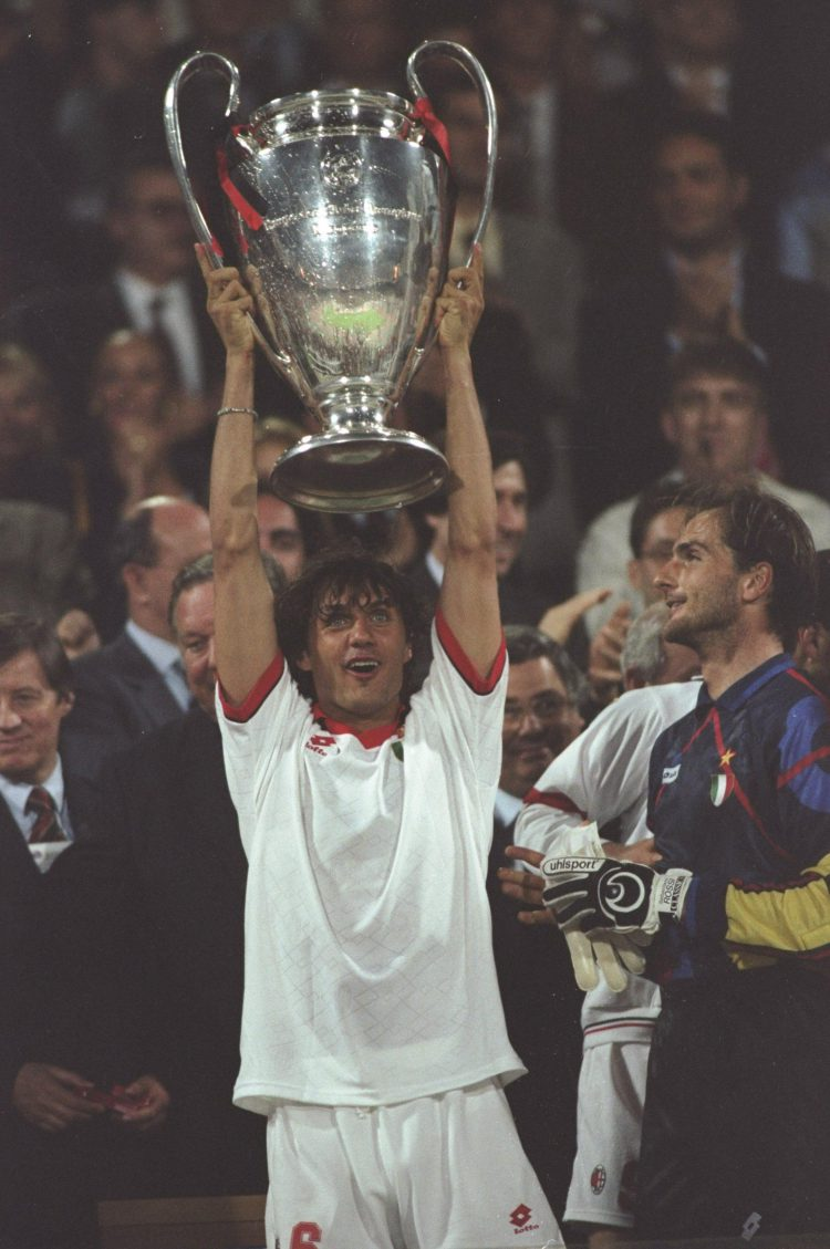 Maldini retired in 2009 at 41