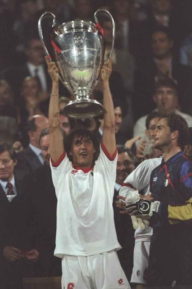 Maldini retired in 2009 at 41
