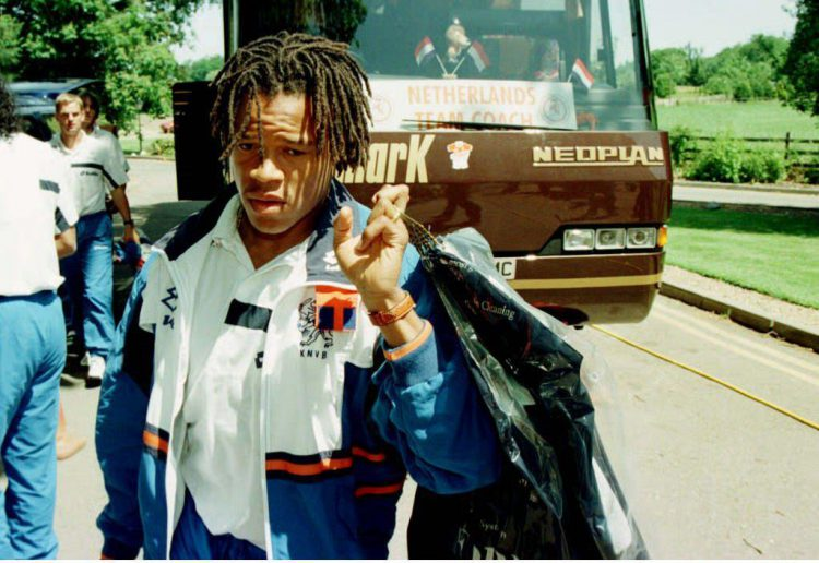 You'll never be as cool as Edgar Davids in the 90s