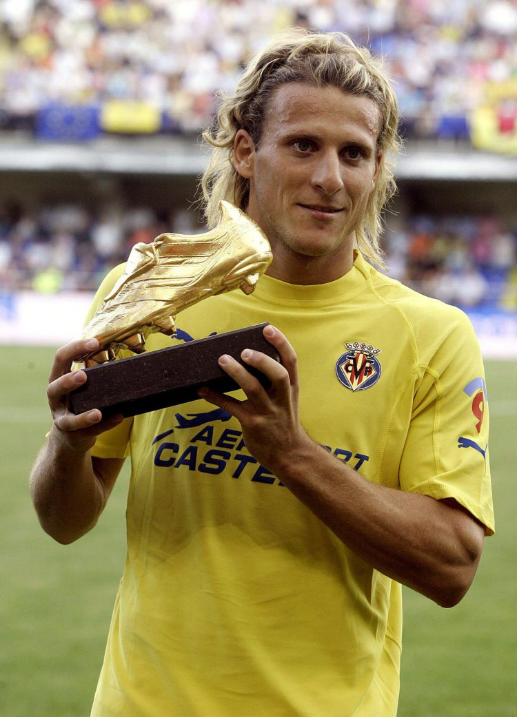 Gold trophy, gold top, gold hair