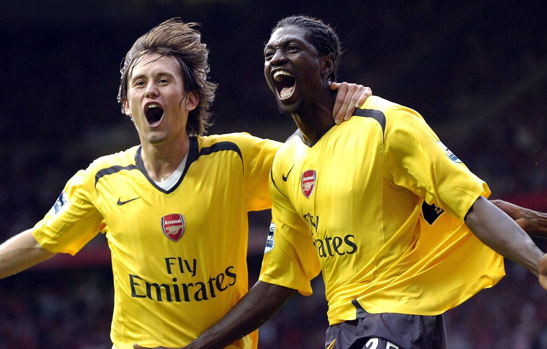 The pair spent three seasons as teammates
